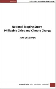 NAtional Scoping StuDY Tool