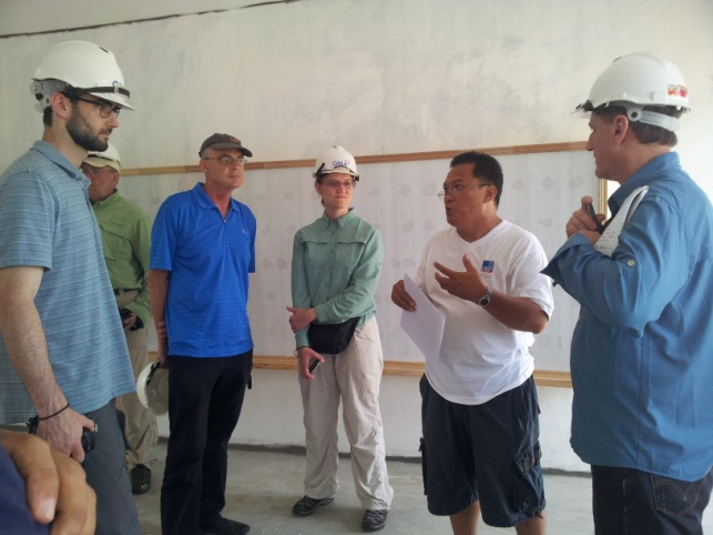 Arcadis conducts technical mission in Iligan City 2