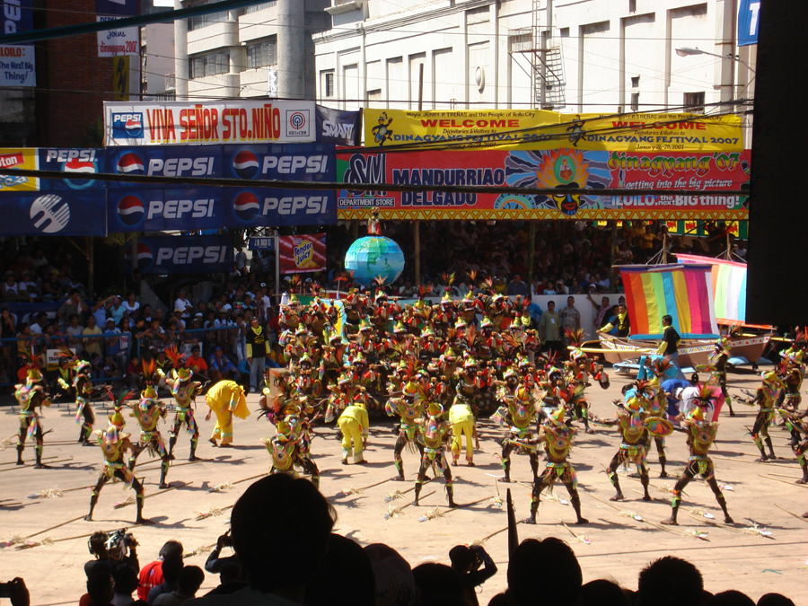 Dinagyang Festival - photos-1