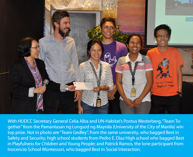 Manila Youth Reimagine Luneta for Minecraft Competition on Public Spaces