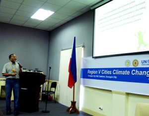 Sorsogon City Hosts the Region V Cities Climate Change Forum 2010 6