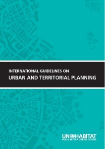 Int Guidelines Urban & Territorial Planning
