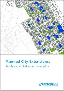 Planned City Extensions Analysis of Historical Examples Cover
