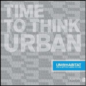 Time to think Urban Cover