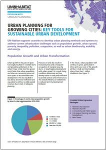 Urban Planning for Growing Cities Cover