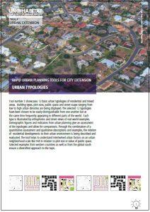 Urban Typologies Cover