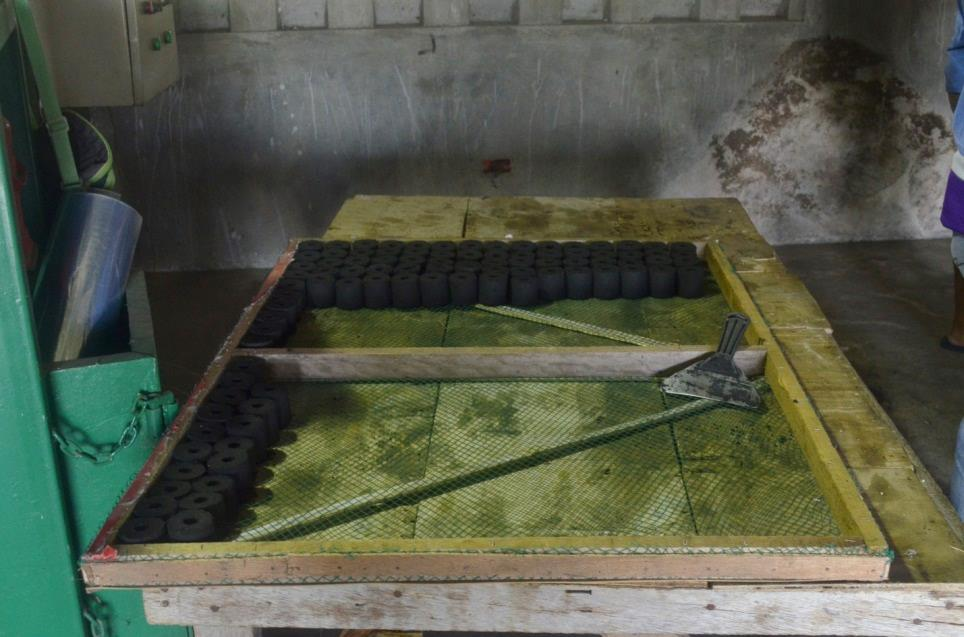 Santa Rosa Briquetting Facility